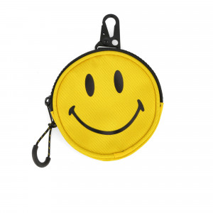 Chinatown Market Smiley Clip Bag ( CTM270018 / 1201 / Yellow )