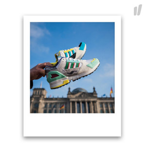 Overkill ZX10K I CAN IF I WANT Reichstag Postkarte Polaroid ( EE9486 )