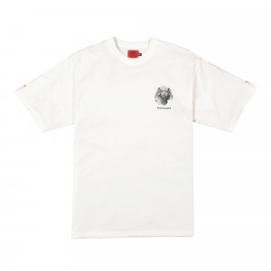 Pressure Egypt Technology Tee ( White )