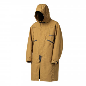 Guerrilla Group LSD Bench Coat ( JC01-YL / Yellow )