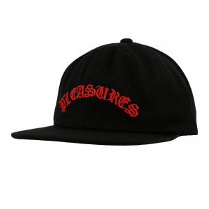 Pleasures Now Old E Snapback Hat ( P19S106039 )