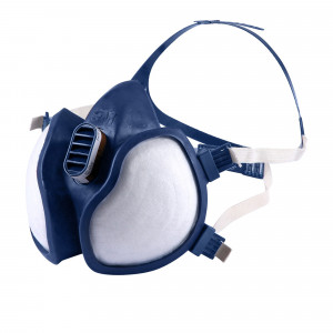 3M Spray Paint Respirator Mask 4255 A2P2