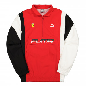Puma Ferrari Energy Half Zip Jacket ( 597133 01 )