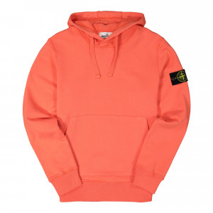 Stone Island Hooded Sweat-Shirt ( 64151.V0037 / Orange )