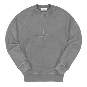 Stone Island Sweat-Shirt ( 66254.V0063 / Grey )
