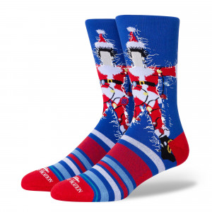 Stance Christmas Vacation Socks ( A545D20CVA-BLU )
