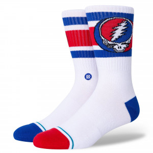 Stance Steal Youre Boyd Socks ( A556A21SYB-WHT )