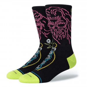 Stance Mark It Zero Socks ( A558B20MAR-BLK )