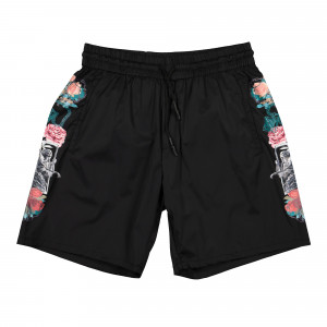 Born X Raised Matador Shorts ( B2018WSHR / Black )