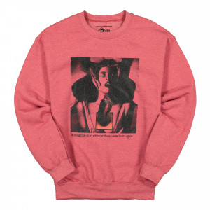 Bow3ry Born Again Vintage Crewneck ( BOW-CN-02 / Red )