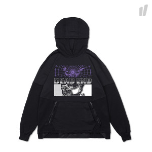 Guerrilla Group Dead End Hoodie ( BP-H3 / Black )