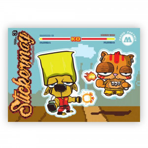 Brainfart Stickermag #3