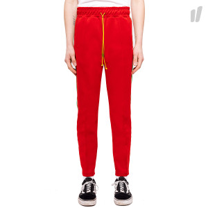 Almost Always Bravo Track Pants ( Red / Green )