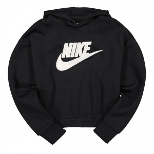 Nike Wmns NSW ICN CLSH Fleece Hoodie BB ( CJ2034 010 )