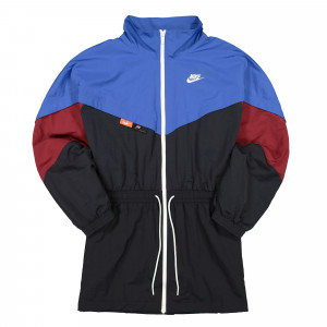 Nike Wmns NSW ICN CLSH Track Jacket Woven ( CJ2046 480 )