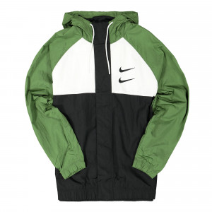 Nike NSW Swoosh Jacket HD Woven ( CJ4888 010 )