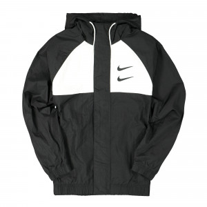 Nike NSW Swoosh Jacket HD Woven ( CJ4888 011 )