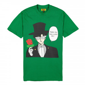 Chinatown Market Tuxedo Guy T-Shirt ( CTMJ-TGSS-G / Green )