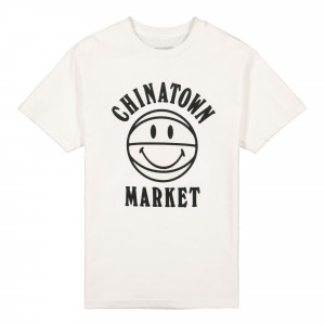 Chinatown Market UV Smiley Bball Tee ( CTMUV-UVSBT )