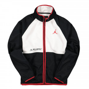 Air Jordan Legacy AJ11 Polartec Fleece Zip Up ( CU1492 010 )