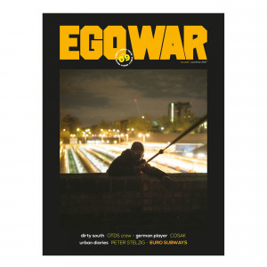 Egowar #17 - Strictly Subway Magazin