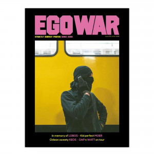 Egowar #19 - Strictly Subway Magazin