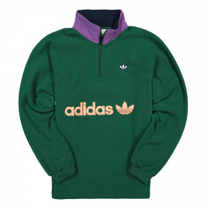 adidas Half Zip Colour Block ( EI6362 )