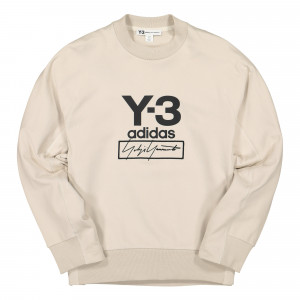 Y-3 Stacked Crew Sweater ( FJ0433 )