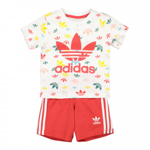 adidas Kids Short Set ( FM6727 )