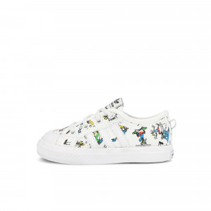 Disney x adidas Nizza Sport Goofy Infant ( FW3822 )