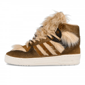 Star Wars x adidas Rivalry Hi Chewbacca ( FX9290 )