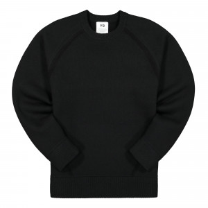 Y-3 Classic Winter Knit Crew Sweater ( GK4565 )