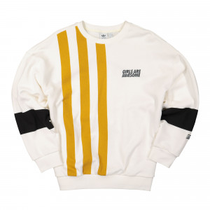 Girls Are Awesome x adidas Wmns Sweater ( GU6978 )