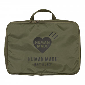 Human Made Travel Case Large ( HM19GD036 / Olive Drab )