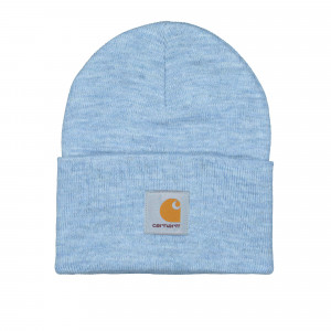 Carhartt WIP Acrylic Watch Hat ( I020175.0F4.00.06 / Frosted Blue Heather )