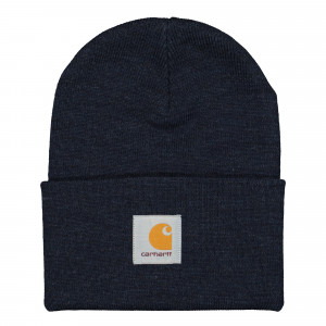 Carhartt WIP Acrylic Watch Hat ( I020175.VE.00.06 / Dark Navy Heather )
