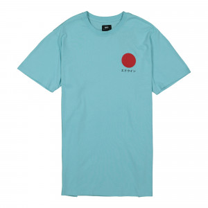 Edwin Japanese Sun TS Single Jersey ( I025020.AGB.67.03 / Angel Blue )