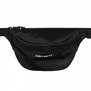 Carhartt WIP Payton Hip Bag ( I025742.89.90.06 / Black )