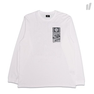Edwin From Japan With Love Long Sleeve ( I025874.02.67.03 / White )