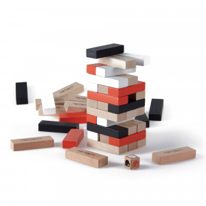 Carhartt WIP Stacking Blocks Game ( I027450.08.00.06 / Multi )