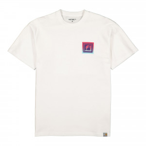Carhartt WIP Record Club Tee ( I027764.02.00.03 / White )