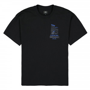 Edwin Surveillance TS Single Jersey ( I028568.89.67.03 / Black )