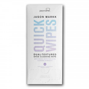 Jason Markk Quick Wipes - Box Of 30 ( JM0455-D / 1201 )