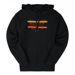 Know Wave Classic Anxiety Logo Pullover ( KFA1994 / Black )