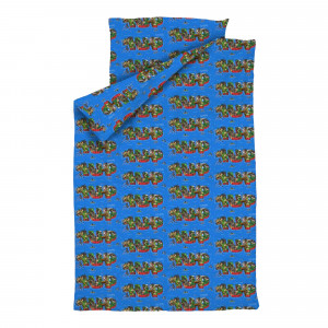 1UP x Lousy Livin Bed Sheets OneUp 4.0 ( BS-LL4-B / Blue )
