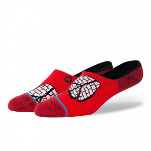 Stance Rocksteady Socks ( M145B20ROC-RED )