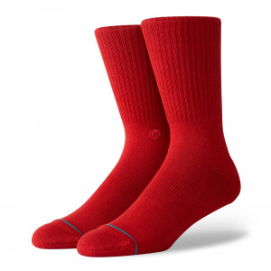 Stance Icon Socks ( M311D14ICO-DRD )