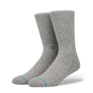 Stance Icon Socks ( M311D14ICO-GRH )