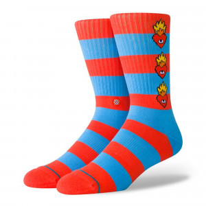 Stance Heartless Socks ( M556D19HEA-MUL )