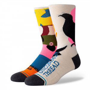 Stance Rebirth Socks ( M558A20REB-TAN )